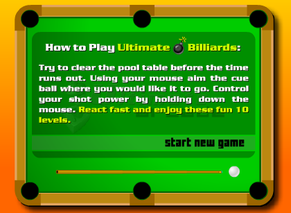 Ultimate Billards