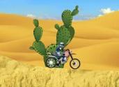 juego de carrera en el desierto