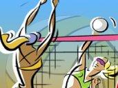 VolleyBall de chicas