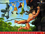 los numero escondidos Tarzan