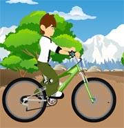 juego de ben bicicleta