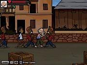 juego de abuelo Kung Fu
