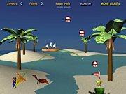 Mario Beach Mini Golf