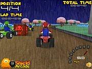 Mario quad