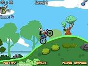 juego de moto de popeye