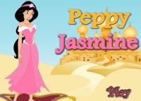vestir jasmine novia de aladino