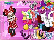 juego de vestir minnie mouse