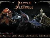 la batalla de oscuridad