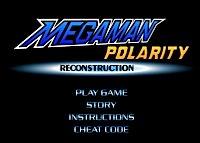 juego megaman polarity