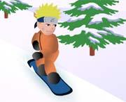 juego naruto snowboard