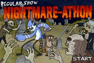 Nightmare Athon Regular Show