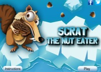 Scrat y las bellotas