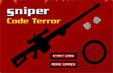 francotirador terror codigo